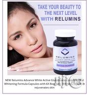 Relumins Advance White Active Glutathione Complex( With 6X Boosters) | Vitamins & Supplements for sale in Lagos State, Ikotun/Igando