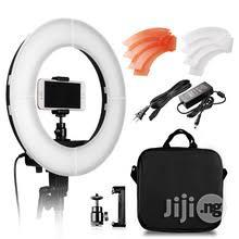 """18"""" Makeup / Studio Ring Light With Stand And Phone Holder 