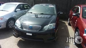 Toyota Corolla 2008 Black | Cars for sale in Lagos State, Apapa
