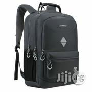 Coolbell 18.4 Inches Waterproof Laptop Backpack Cb-5508 - Grey   Bags for sale in Lagos State