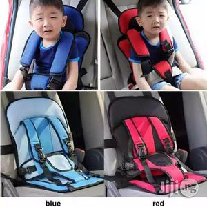 Baby Cushion Car Seat From 6 Months To 4 Years | Children's Gear & Safety for sale in Lagos State, Lekki