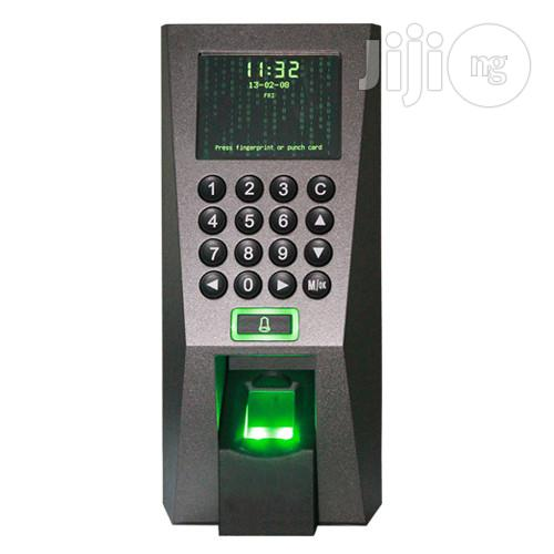ZKT F18 Time Attendance And Door Access Control System