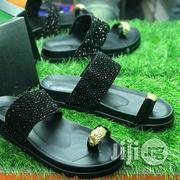 Giuseppe Zanotti New Palm Stud Slippers | Shoes for sale in Lagos State, Ojo