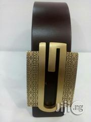 Brown Leather Belt | Clothing Accessories for sale in Lagos State, Ikeja