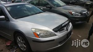Honda Accord 2003 Silver   Cars for sale in Lagos State, Apapa