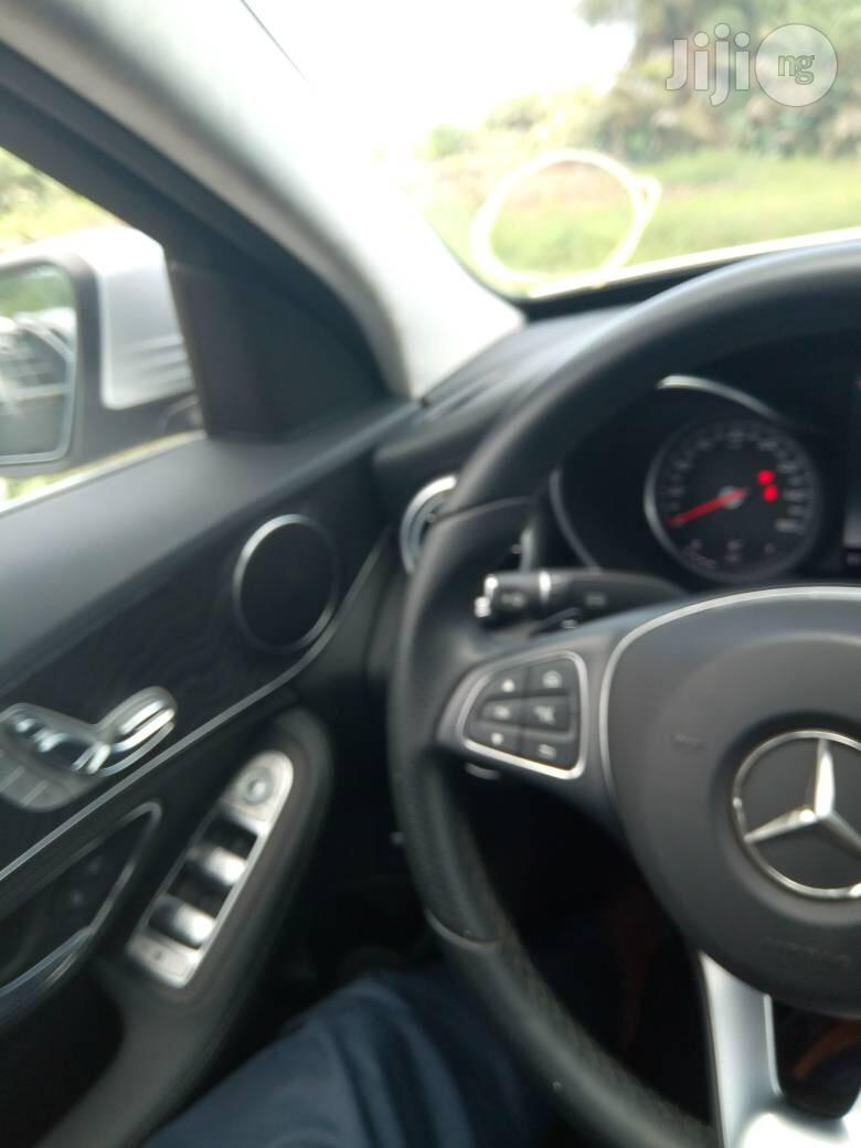 Mercedez Benz C300 2015 Silver | Cars for sale in Surulere, Lagos State, Nigeria