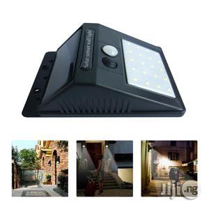 20 LED Solar Powered Motion Sensor Light. | Solar Energy for sale in Lagos State, Ikeja