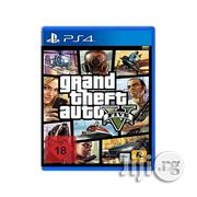 Sony PS4 GTA V - Grand Theft Auto V | Video Games for sale in Lagos State, Ikeja