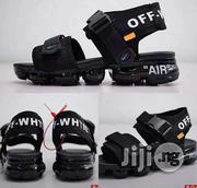 Off White Nike Sandals | Shoes for sale in Lagos State, Lagos Island