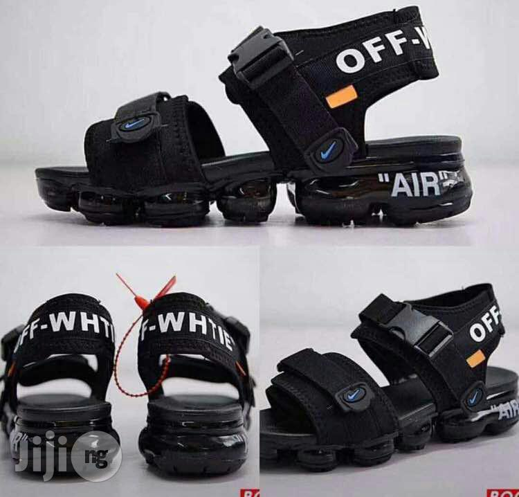 Off White Nike Sandals in Lagos Island