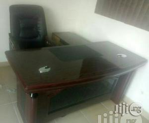 Brand New Executive Office Table and Chair | Furniture for sale in Lagos State, Ikeja