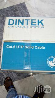 Dintek Cat 6 Cable   Computer Accessories  for sale in Lagos State, Ikeja