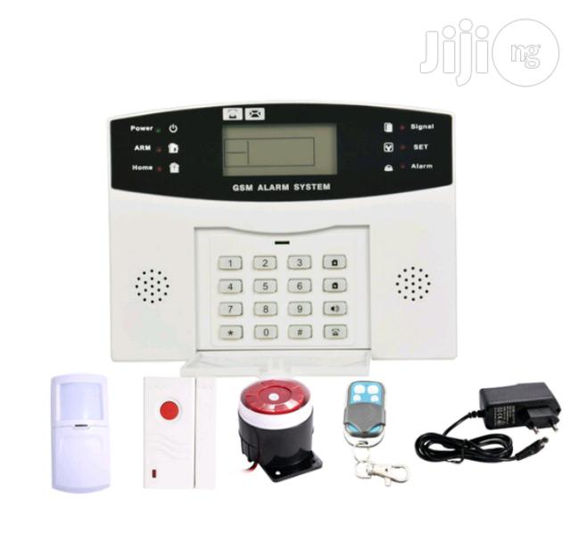 GSM Burglary Alarm System Panel | Safety Equipment for sale in Ikeja, Lagos State, Nigeria