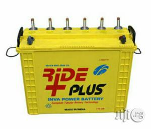 Ride Plus 220AH 12V Tubular Battery   Electrical Equipment for sale in Lagos State, Ojo