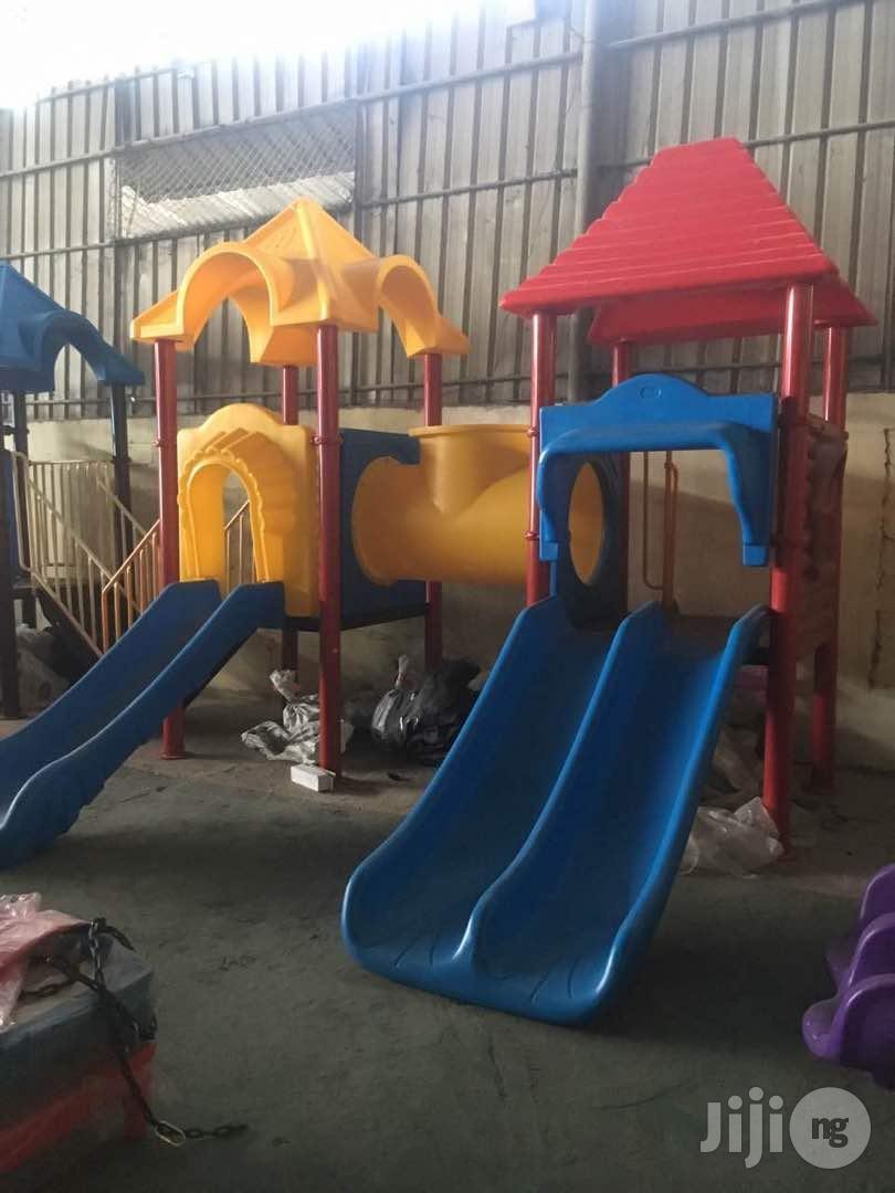 Play Ground Equipment Castle