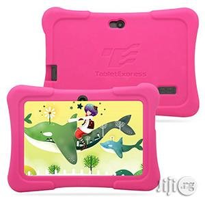 Pink Android Educational Tablet | Toys for sale in Lagos State, Ikeja