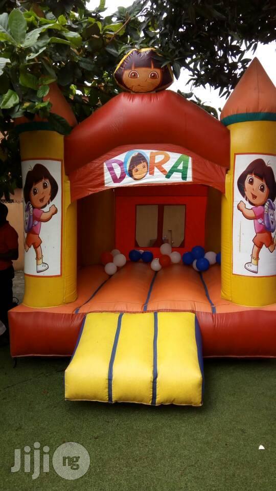 Dora Bouncing Castle