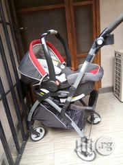 Tokunbo UK Used Graco Baby Car Seat With Stroller | Prams & Strollers for sale in Lagos State