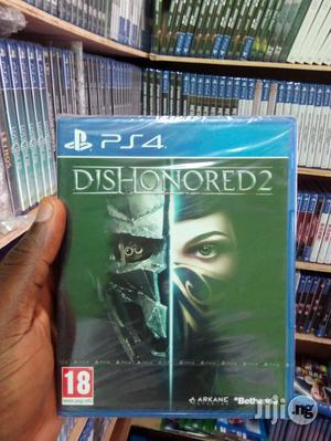 PS4 Dishonored 2   Video Games for sale in Lagos State, Ikeja