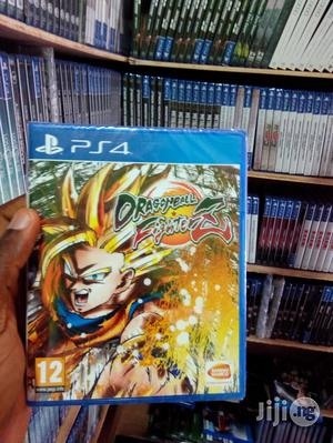 PS4 Dragon Ball Fighters Z   Video Games for sale in Lagos State, Agege