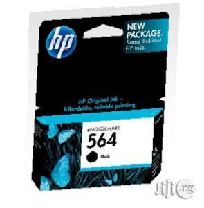 Archive: 564 Genuine HP Black Ink Cartridge