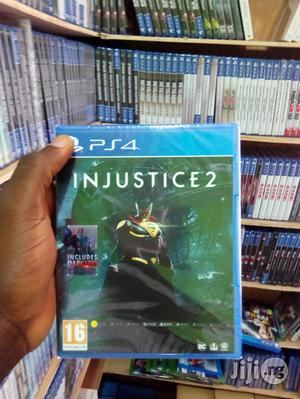 PS4 Injustice 2 | Video Games for sale in Lagos State, Agege