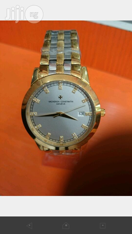 Archive: Original Vacheron Contantin Geneve Men's Watch