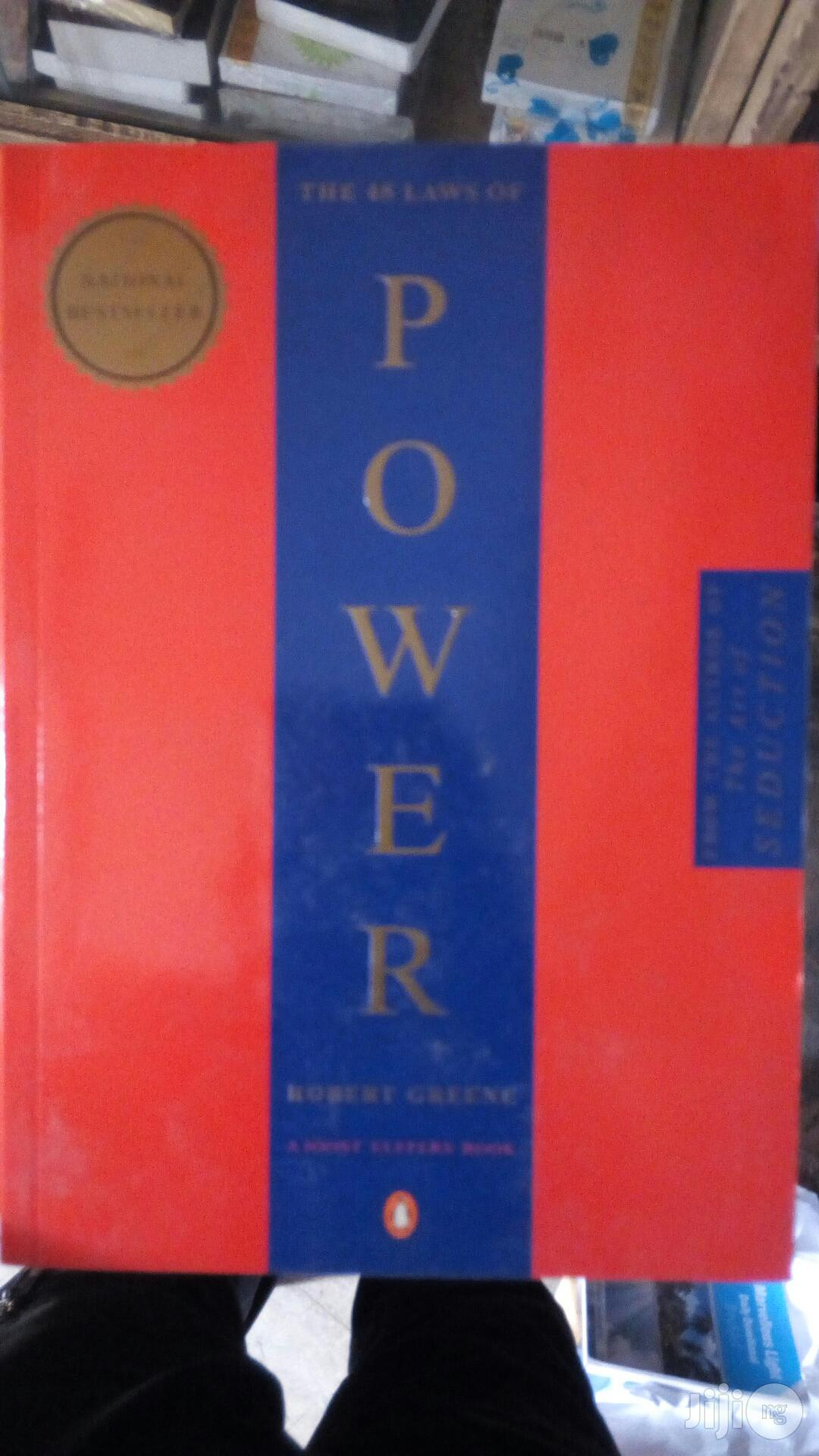 48 Law Of Power By Robert Green