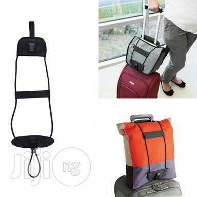 Travel Bag Cord- Helps To Attach Another Bag On Hand Luggage