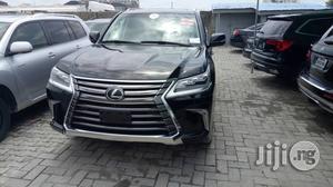 Lexus LX 2016 Black | Cars for sale in Lagos State, Lekki