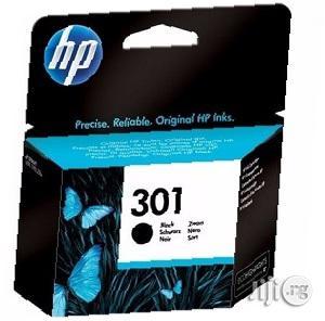 Archive: HP 301 Black Genuine Ink Cartridge