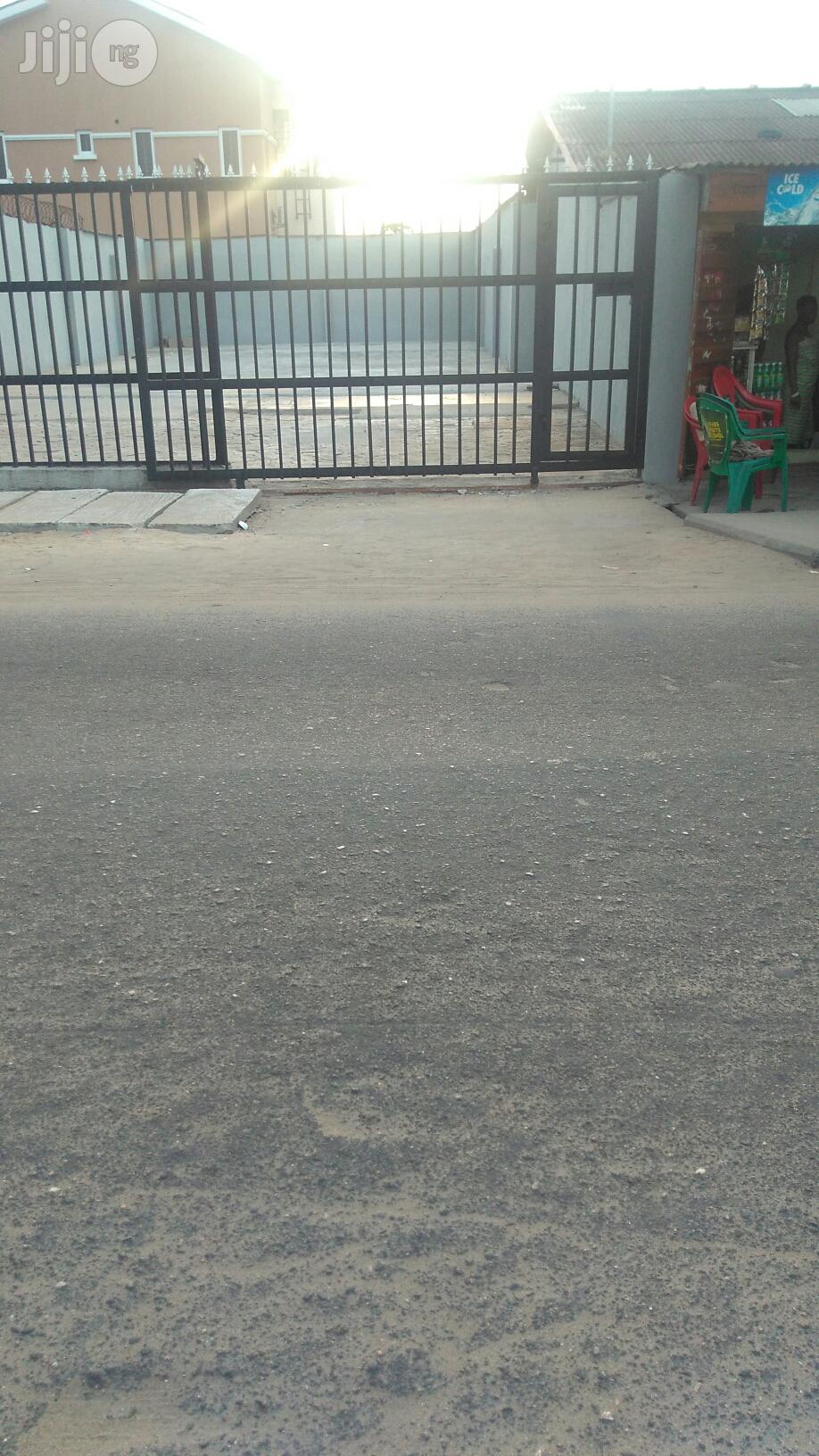 Open Space for Lease at Surulere Lagos State