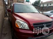 Tokunbo Honda Pilot 2004 Red | Cars for sale in Oyo State, Ibadan
