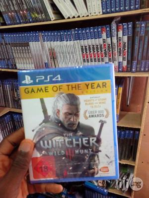 PS4 The Witcher 3: Wild Hunt - Complete Edition | Video Games for sale in Lagos State, Agege