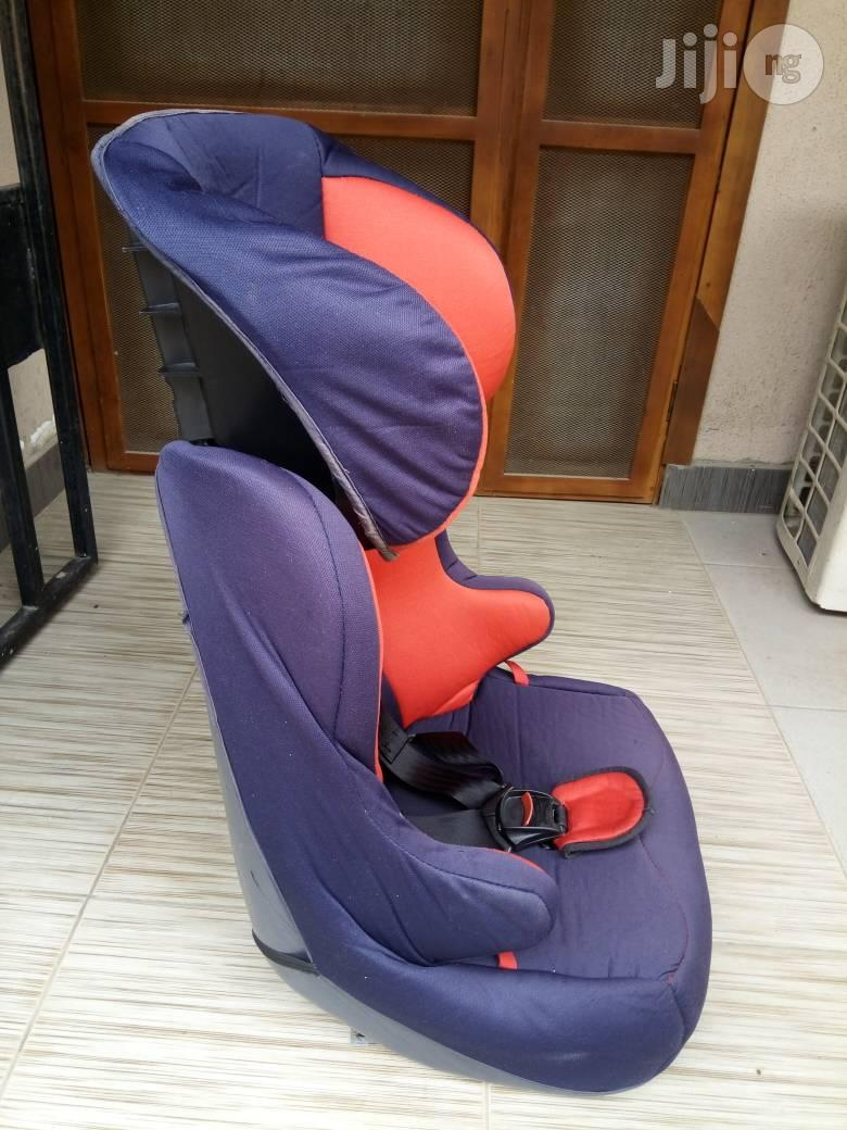 Tokunbo UK Used Unisex Toddler Car Seat | Children's Gear & Safety for sale in Lagos State, Nigeria