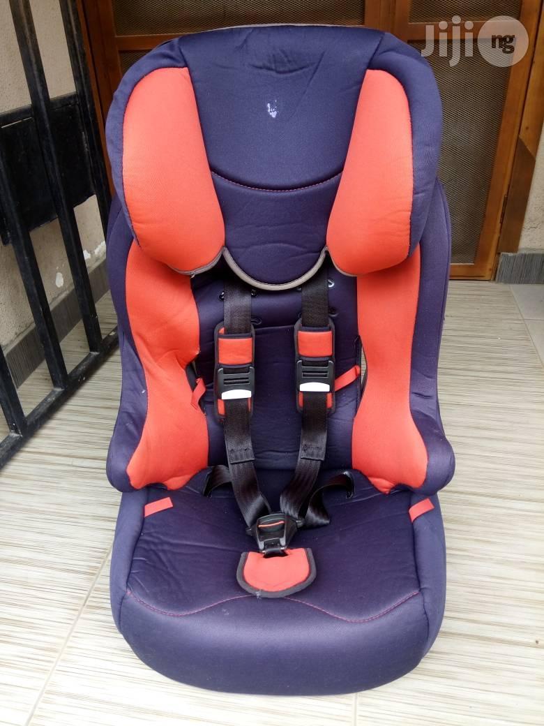 Tokunbo UK Used Unisex Toddler Car Seat