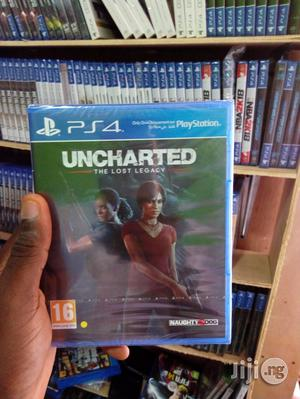 Sony PS4 Uncharted: The Lost Legacy | Video Games for sale in Lagos State, Agege