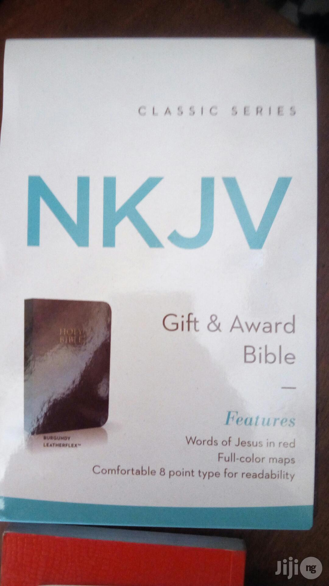 Bible Classic Gift And Award NKJV