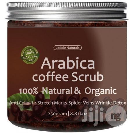 Arabic Coffee Cellutile Green Vein and Stretch Mark Cream