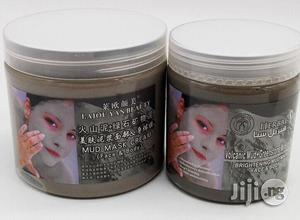 Deep Sea Mineral Mud And Volcaic Mud+Green Stone Mud Clay Mask | Skin Care for sale in Lagos State