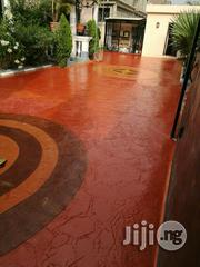 Decorative Stampfloor | Building & Trades Services for sale in Enugu State, Nkanu East