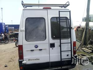 Fiat Ducato 2008 2.8 JTD White   Buses & Microbuses for sale in Lagos State, Apapa
