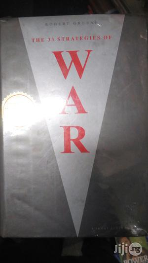 33 Strategist Of War By Robert Green   Books & Games for sale in Lagos State, Yaba