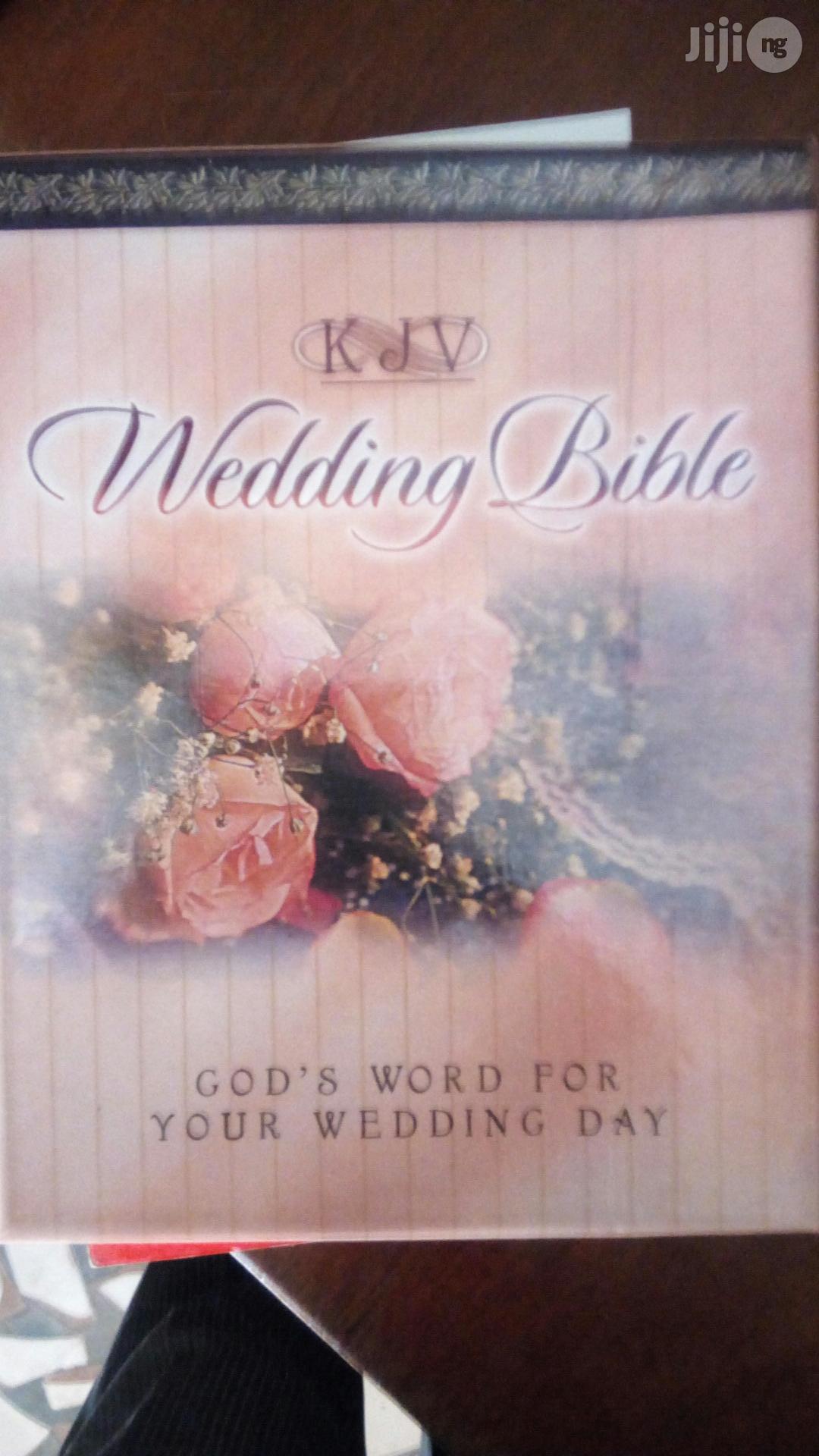 Wedding Bible