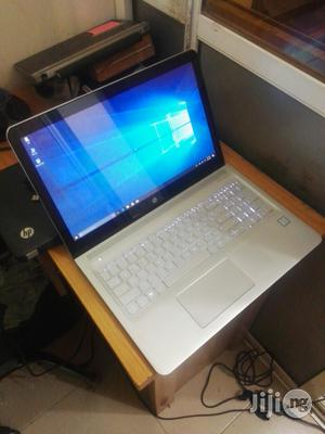 UK Use Hp Envy 15 Core I7 256ssd 8gb Ram 6th Gen Laptop   Laptops & Computers for sale in Lagos State, Ikeja