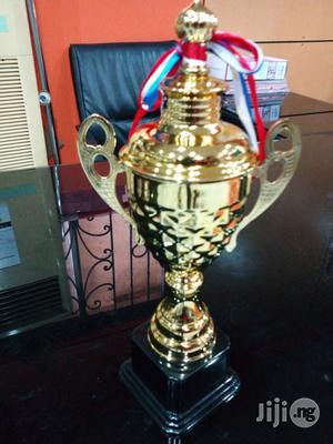Gold Trophy   Arts & Crafts for sale in Lagos State, Ikeja