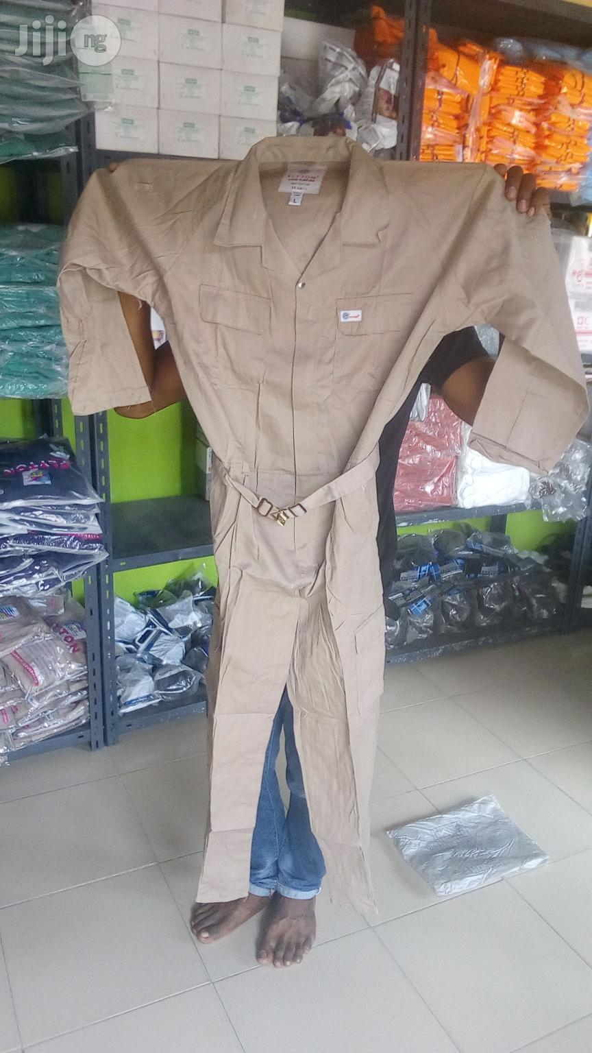 Safety Coverall | Safety Equipment for sale in Ilupeju, Lagos State, Nigeria