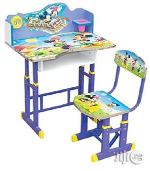 Adjustable Study Table Chair for Children (4-12years) | Children's Furniture for sale in Lagos State, Surulere
