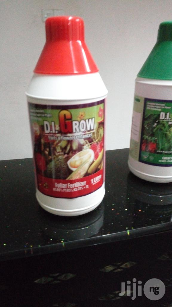 Dynapharm 1litre DI Grow Red Fertilizer Fruit And Flower Enhancer