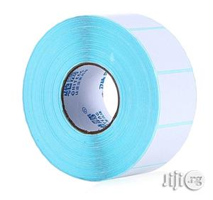 Chiteng 40mm X 30mm Heat Crepe Paper Tape - White | Stationery for sale in Lagos State, Ikeja